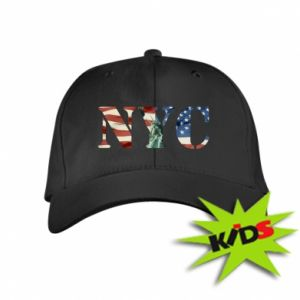 Kids' cap NYC