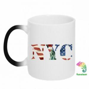 Magic mugs NYC