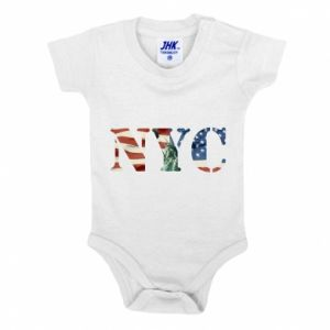 Baby bodysuit NYC
