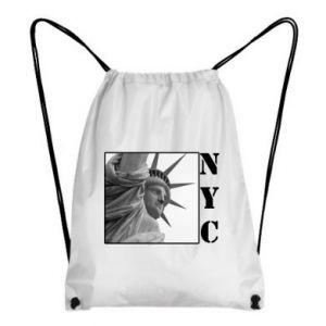Plecak-worek NYC - PrintSalon