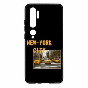 Xiaomi Mi Note 10 Case NYC