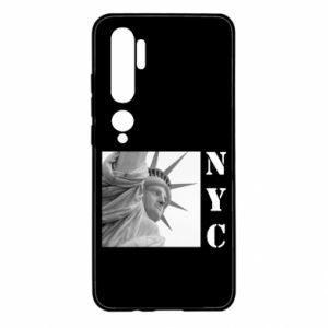Xiaomi Mi Note 10 Case NYC