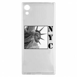 Sony Xperia XA1 Case NYC