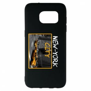 Samsung S7 EDGE Case NYC
