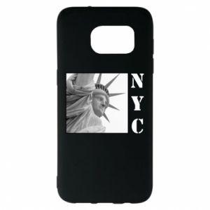 Samsung S7 EDGE Case NYC