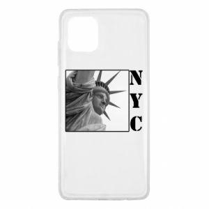 Samsung Note 10 Lite Case NYC