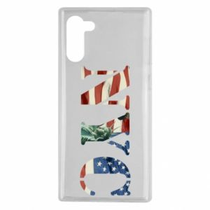 Samsung Note 10 Case NYC