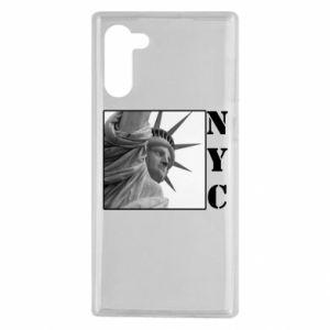 Samsung Note 10 Case NYC
