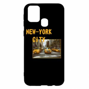 Samsung M31 Case NYC