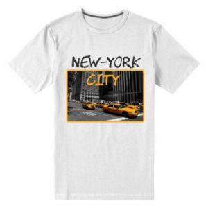 Men's premium t-shirt NYC