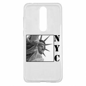 Nokia 5.1 Plus Case NYC