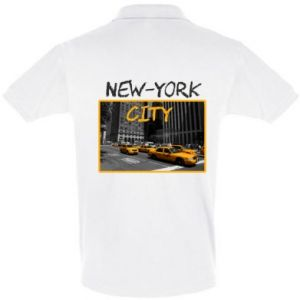Men's Polo shirt NYC