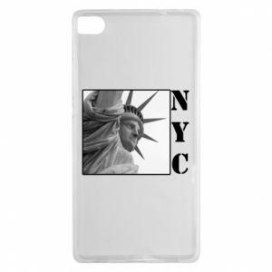 Huawei P8 Case NYC