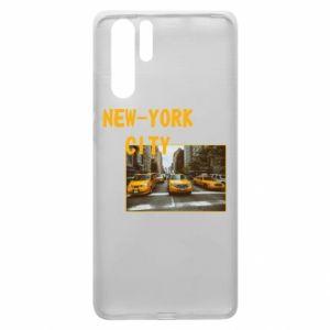 Huawei P30 Pro Case NYC