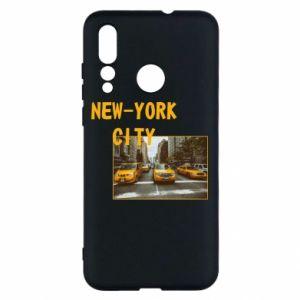 Huawei Nova 4 Case NYC
