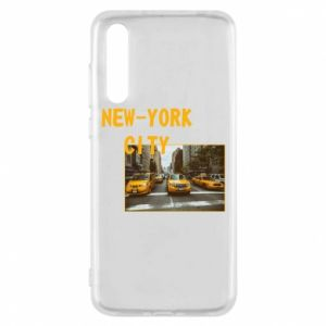 Huawei P20 Pro Case NYC