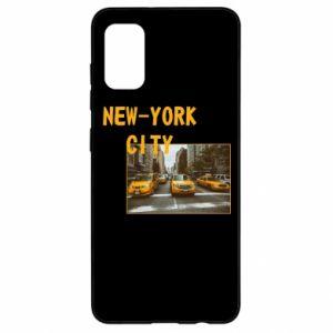 Samsung A41 Case NYC