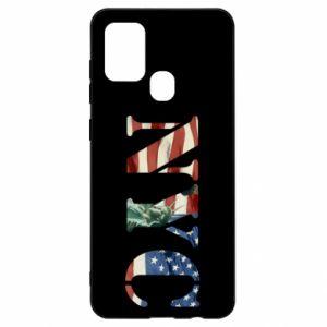 Samsung A21s Case NYC