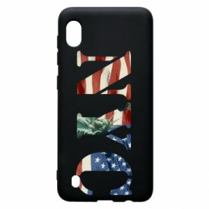 Samsung A10 Case NYC