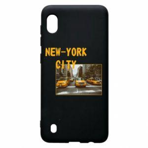 Samsung A10 Case NYC