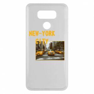 LG G6 Case NYC