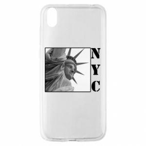 Huawei Y5 2019 Case NYC
