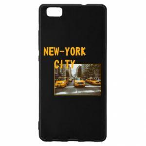 Huawei P8 Lite Case NYC
