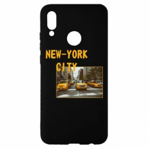 Huawei P Smart 2019 Case NYC
