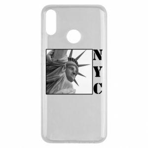 Huawei Y9 2019 Case NYC