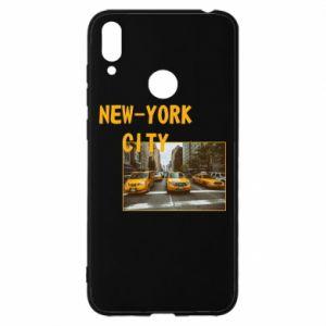 Huawei Y7 2019 Case NYC