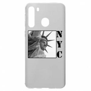 Samsung A21 Case NYC