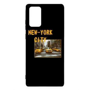 Samsung Note 20 Case NYC