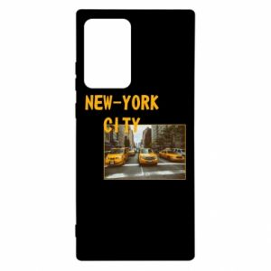 Samsung Note 20 Ultra Case NYC