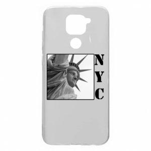 Xiaomi Redmi Note 9 / Redmi 10X case % print% NYC