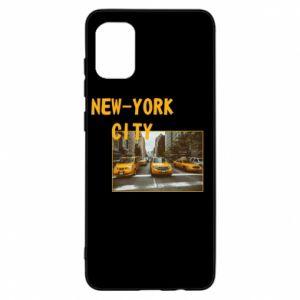 Samsung A31 Case NYC