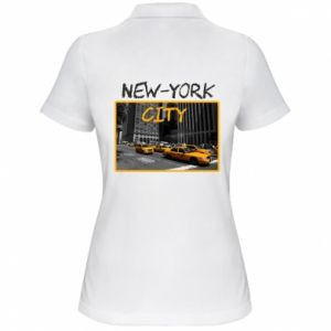 Women's Polo shirt NYC