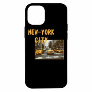 iPhone 12 Mini Case NYC