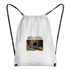 Backpack-bag NYC
