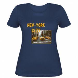 Women's t-shirt NYC