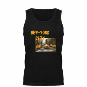 Męska koszulka NYC - PrintSalon