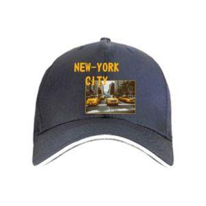 Czapka NYC - PrintSalon
