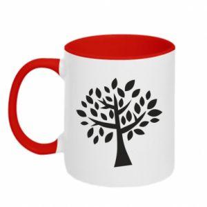 Kubek dwukolorowy Oak