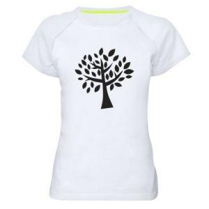 Damska koszulka sportowa Oak