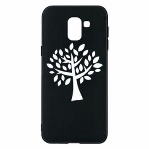 Etui na Samsung J6 Oak