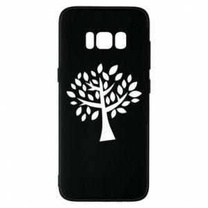 Etui na Samsung S8 Oak