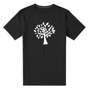 Męska premium koszulka Oak