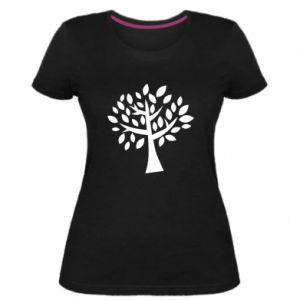 Damska premium koszulka Oak
