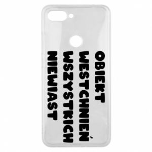 Phone case for Xiaomi Mi8 Lite The object of sighing all women