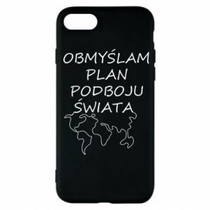 Phone case for iPhone 7 I am thinking of a plan of conquest - PrintSalon