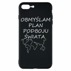Etui na iPhone 7 Plus Obmyślam plan podboju